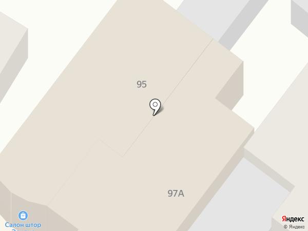 Эдилия на карте Армавира