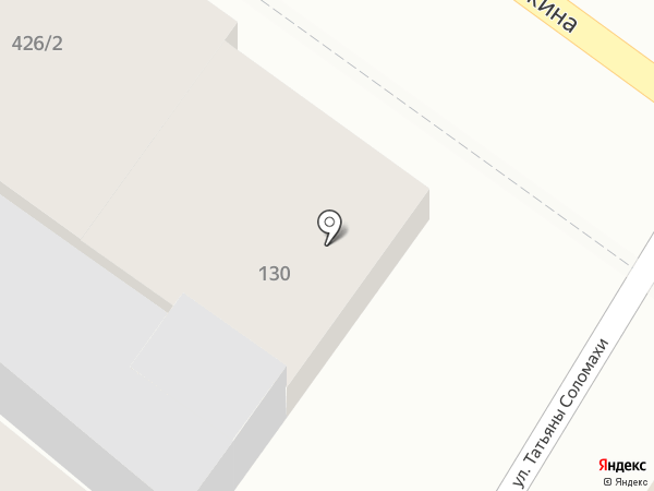 АвтоМодерн на карте Армавира