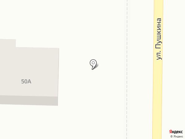 Сантехник на карте Заветного