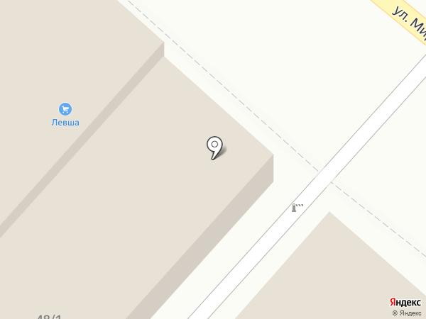 Эллектролайт на карте Армавира