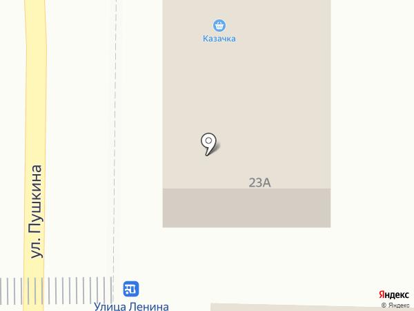 Мясной магазин на карте Заветного