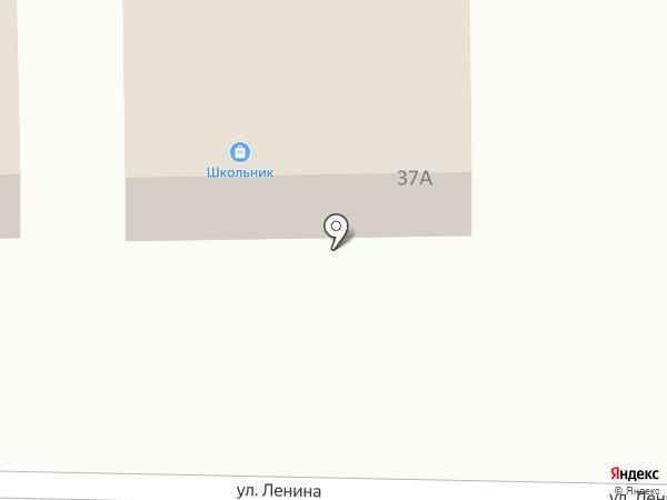 Магазин хозтоваров на карте Заветного