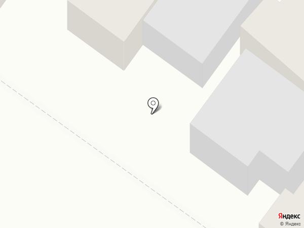 Большое колесо на карте Армавира