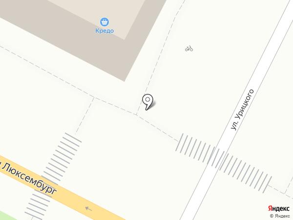 Три ползунка на карте Армавира