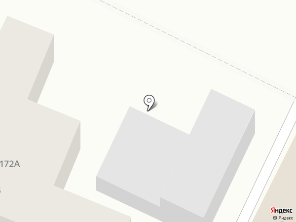 Коваст на карте Армавира
