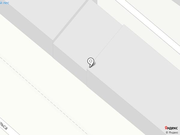 Армстрой на карте Армавира