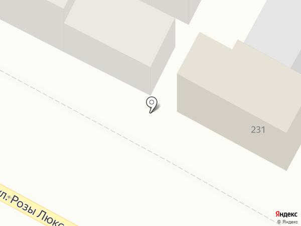 КИРПИЧНЫЙ ДОМ на карте Армавира