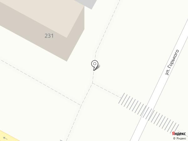 Дюйм плюс на карте Армавира