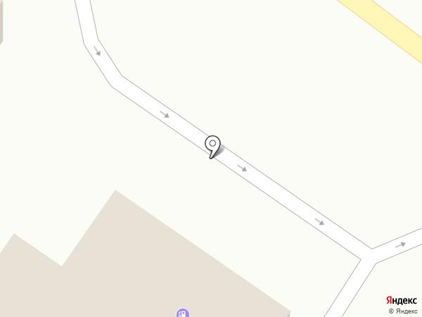 АЗС RUSOIL на карте Армавира