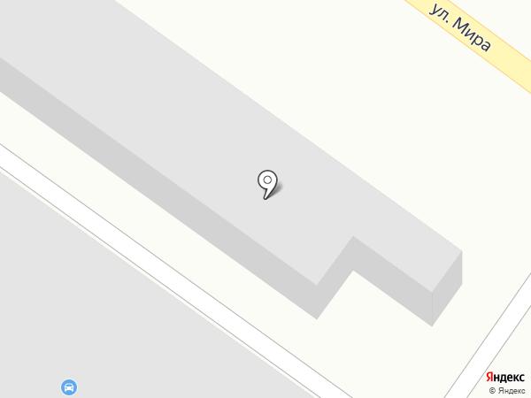 Магазин автошин на карте Армавира