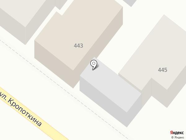 Купец на карте Армавира