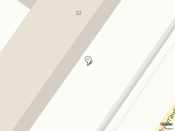 Следственный изолятор №2 на карте Армавира