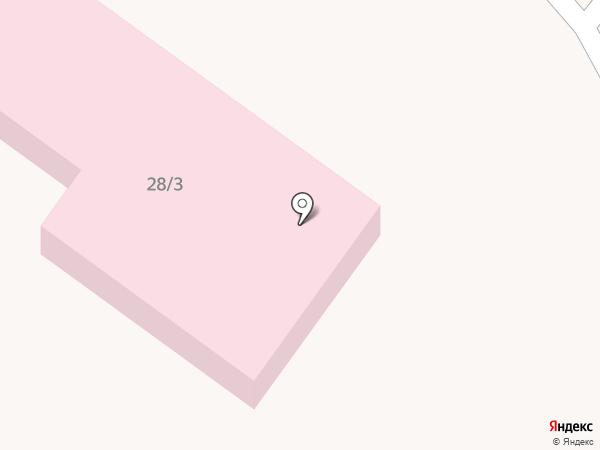 Инфекционная больница №4 на карте Армавира