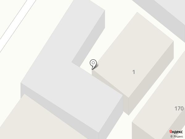 Ляля на карте Армавира