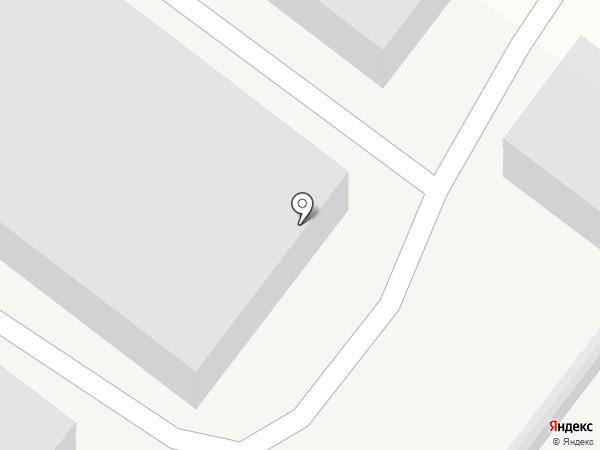 Гаражный кооператив №19 на карте Армавира