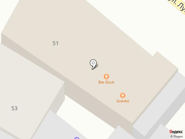 Тунецъ на карте Армавира