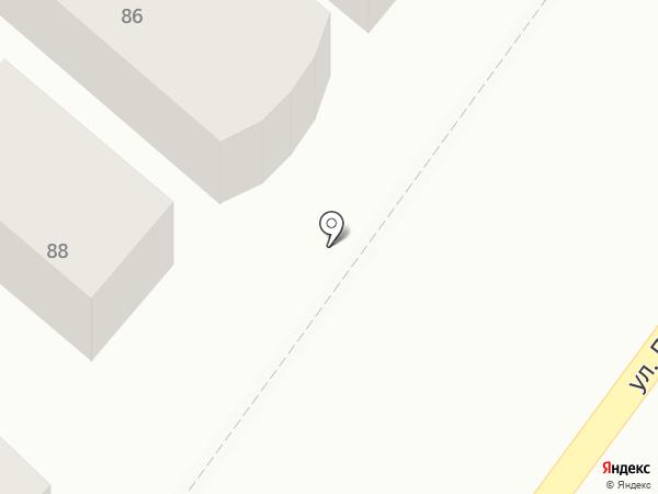 Золотая нить на карте Армавира
