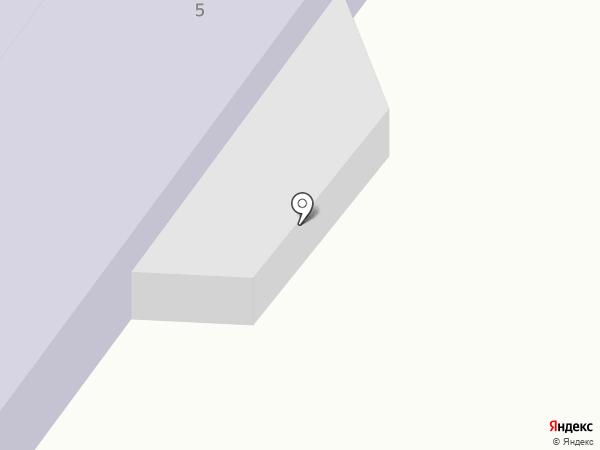 Школа-интернат №3 г. Армавира на карте Армавира