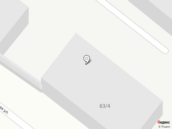 Мебельный цех на карте Армавира