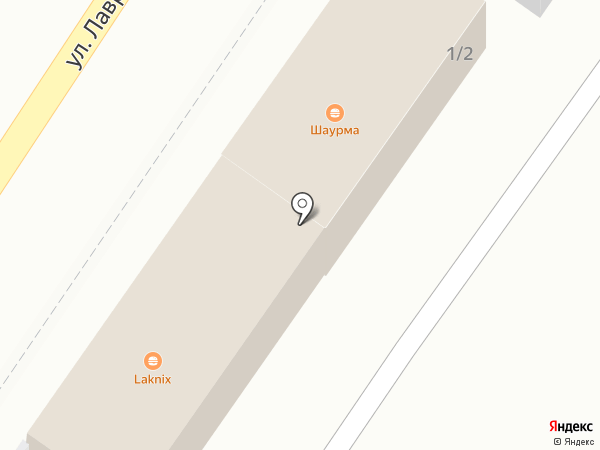 Троллейбусное управление на карте Армавира
