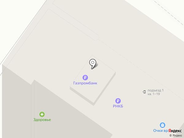 1М-Ломбард, ЗАО на карте Армавира