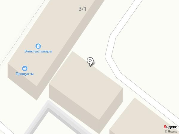 Буше на карте Армавира