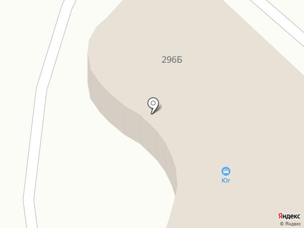 АМК-ЮГ на карте Армавира