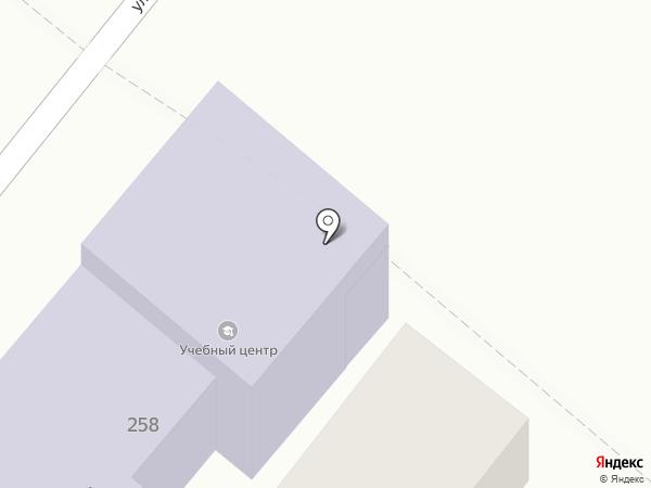 Сателлит на карте Армавира