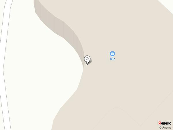 ЮГ VIP на карте Армавира