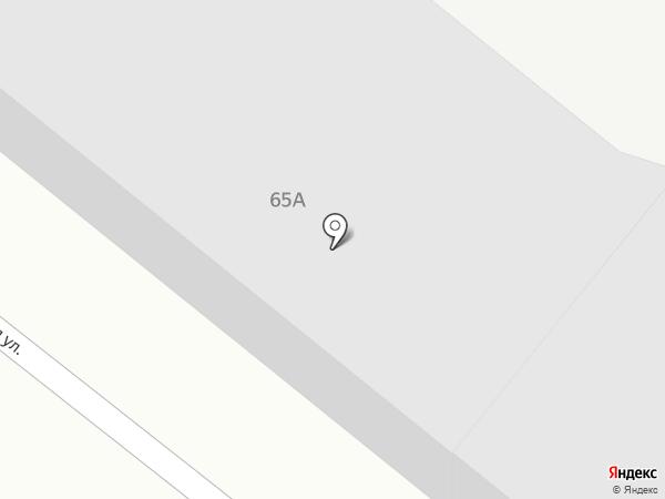 Контакт на карте Армавира