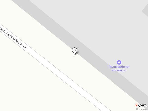 АССА на карте Армавира
