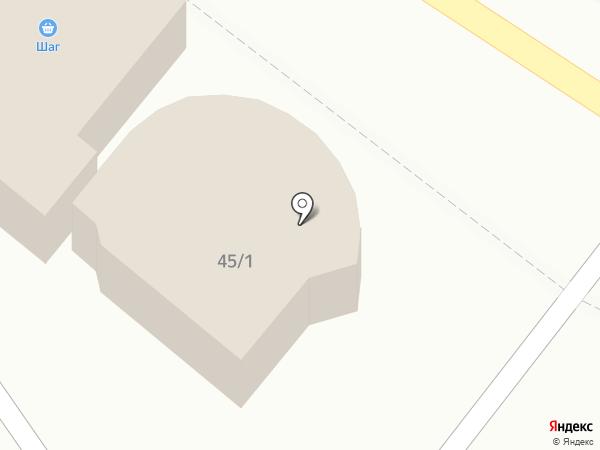 Продуктовый магазин на карте Прикубанского