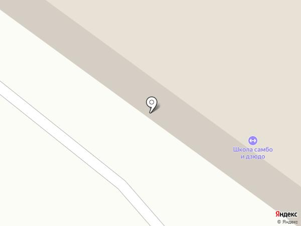 Центр спортивной подготовки по самбо и дзюдо, ГБУ на карте Армавира