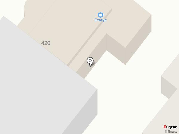 Статус на карте Армавира