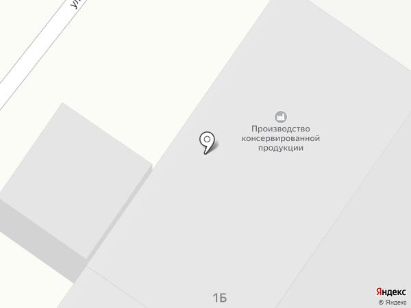 Производственная компания на карте Армавира