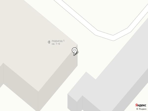 Тройка на карте Армавира