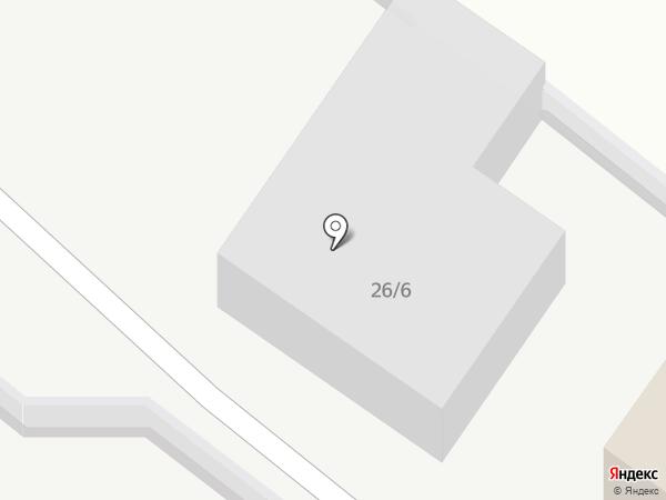 МаксиПластик на карте Армавира