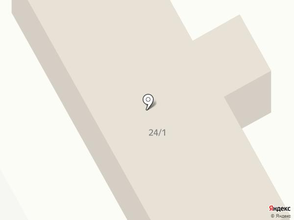 Ковчег на карте Армавира