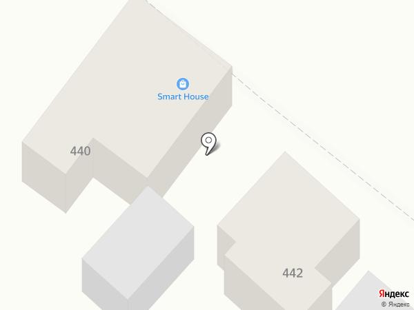 Smart House на карте Армавира