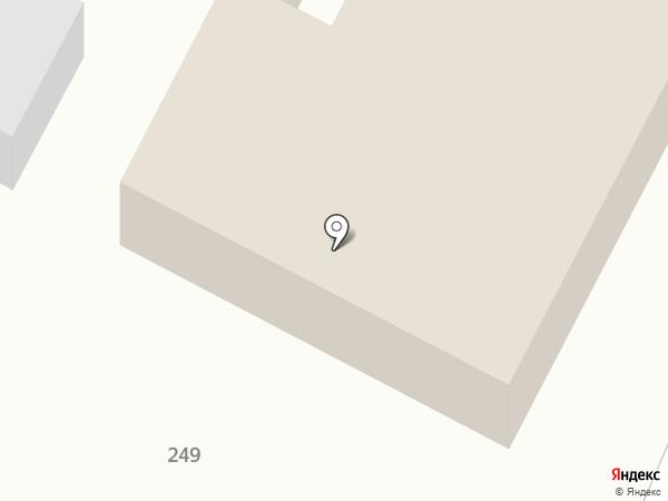 Памятники на карте Армавира