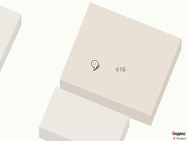 Горка на карте Красносвободного