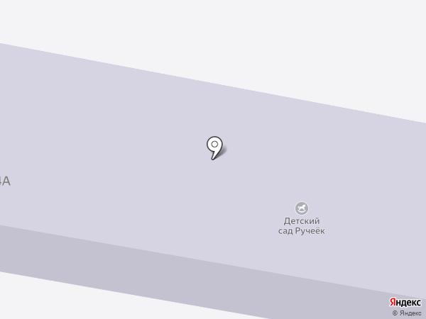 Надежда на карте Красносвободного