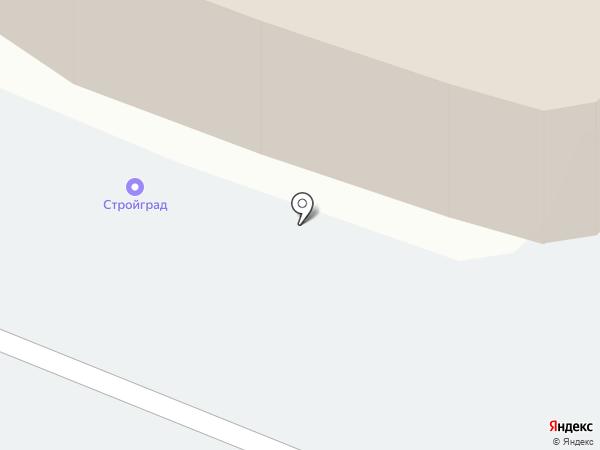 Валдай Сервис на карте Тамбова
