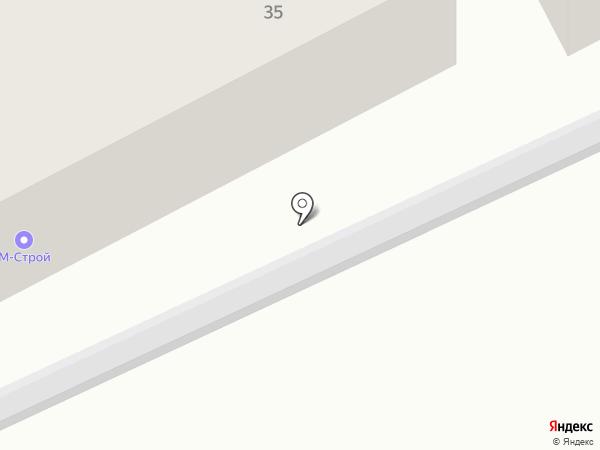 Служба заказа спецтехники, автовышки и крана на карте Тамбова