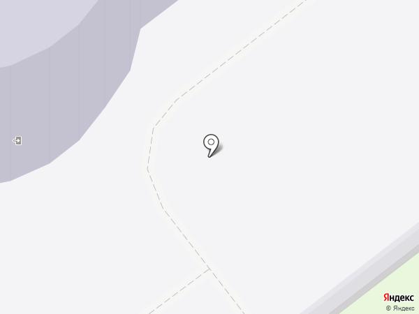 Средняя общеобразовательная школа №1 на карте Тамбова