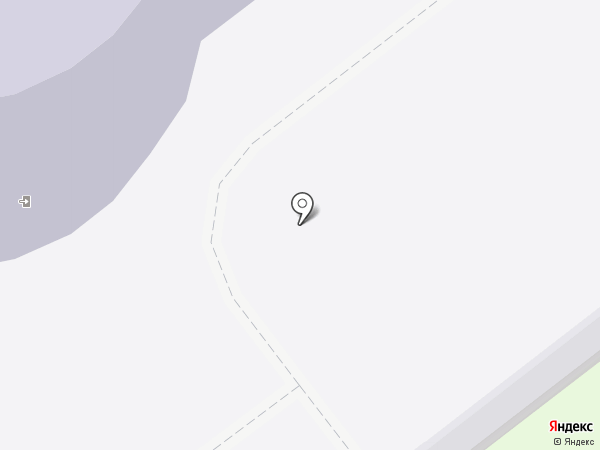 Отделение ЗАГСа в Радужном на карте Тамбова