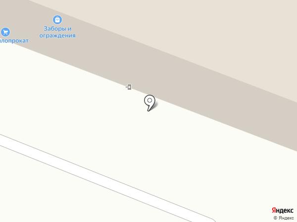 ХимГарант на карте Тамбова