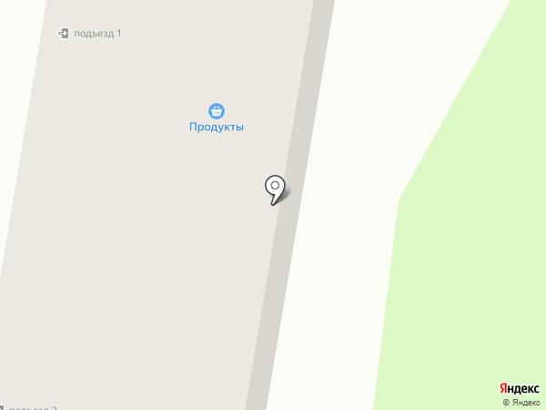 Витара на карте Тамбова