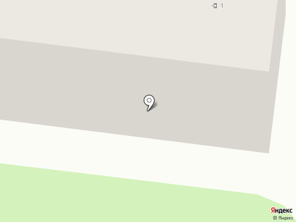 Западный на карте Тамбова