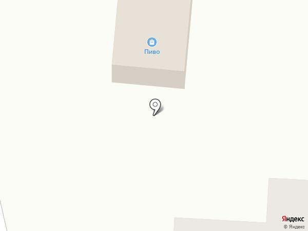 Магазин мясной продукции на карте Тамбова